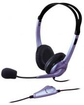 Slúchadlá s mikrofónom Genius HS-04S (31710025100)