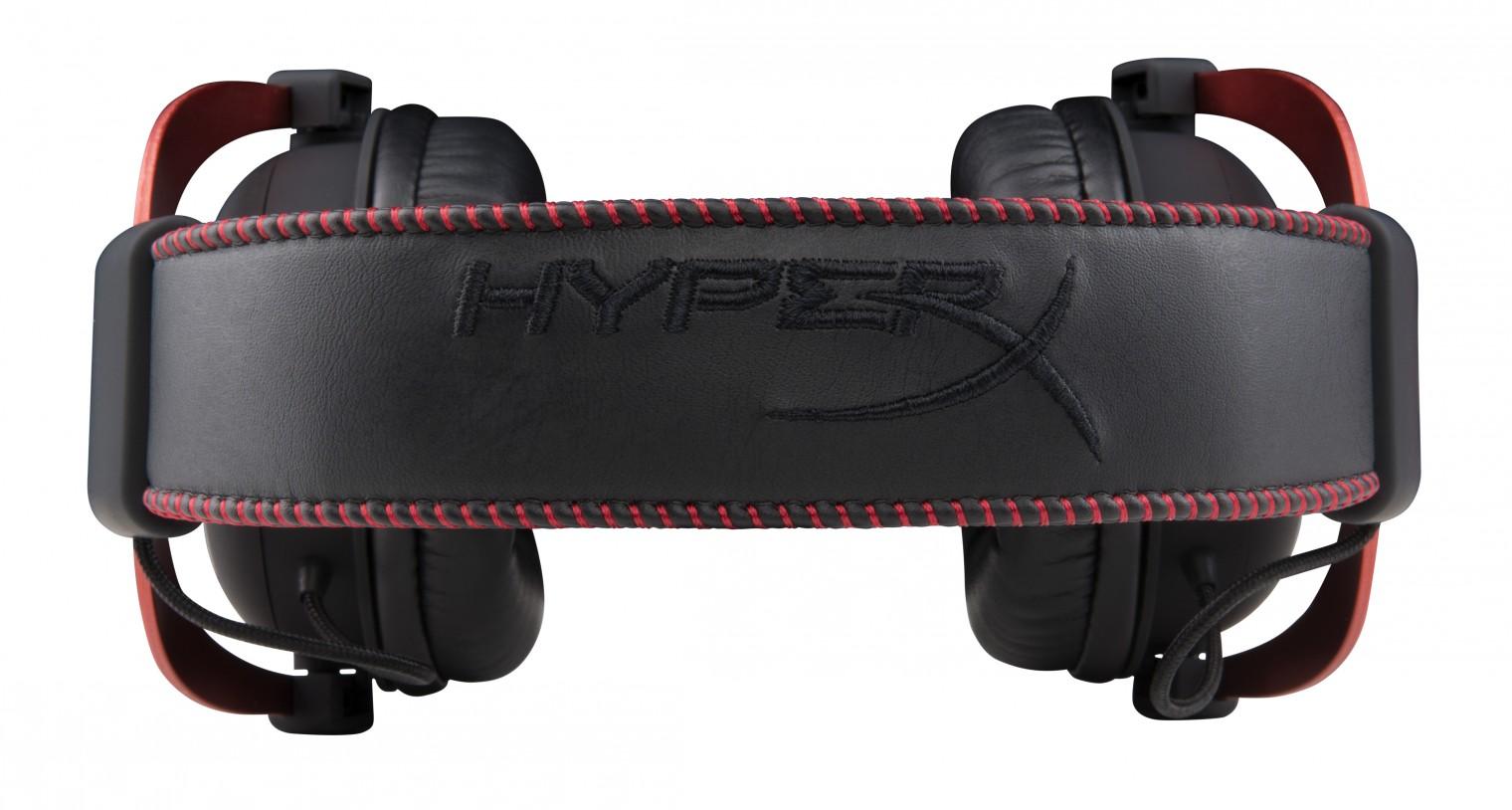 Slúchadlá s mikrofónom Herné slúchadlá Kingston HyperX Cloud II