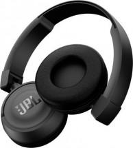 Sluchátka JBL T450BT Bluetooth (JBL T450BT BLK) černá