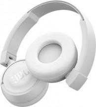 Sluchátka JBL T450BT Bluetooth (JBL T450BT WHT) bílá