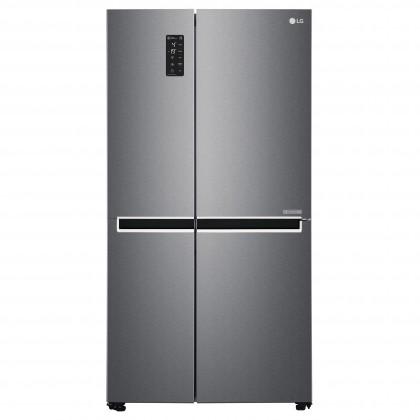 Smart chladničky s mrazničkou Americká chladnička LG GSB470BASZ, 10 rokov záruka na kompresor