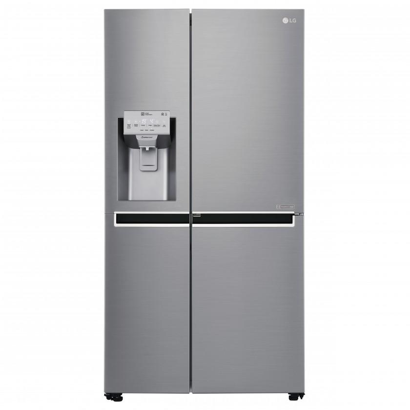 Smart chladničky s mrazničkou Americká chladnička LG GSJ960PZBZ