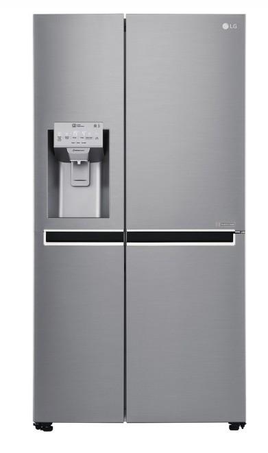 Smart chladničky s mrazničkou Americká chladnička LG GSL960PZBZ
