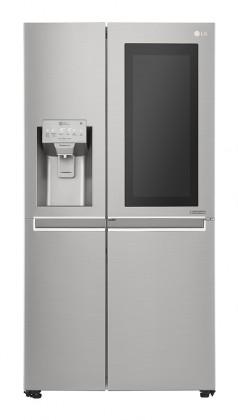 Smart chladničky s mrazničkou Americká chladnička LG GSX961NSAZ