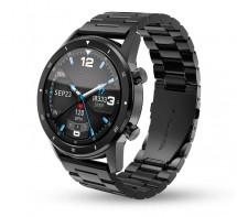 Smart hodinky Aligator Watch PRO, čierna +3 remienky v balení
