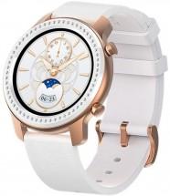 Smart hodinky Amazfit GTR 42mm, biela/zlatá