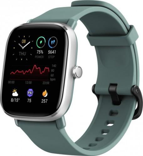 Smart hodinky Amazfit GTS 2 mini, zelené