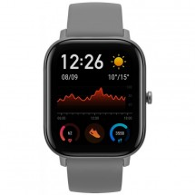 Smart hodinky Amazfit GTS, sivá