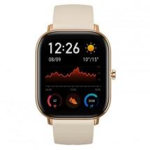 Smart hodinky Amazfit GTS, zlatá