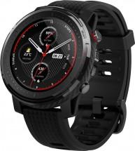 Smart hodinky Amazfit Stratos 3, čierna