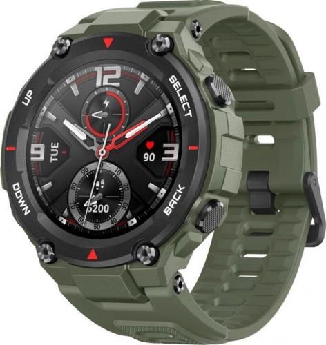 Smart hodinky Amazfit T-Rex, Army Green