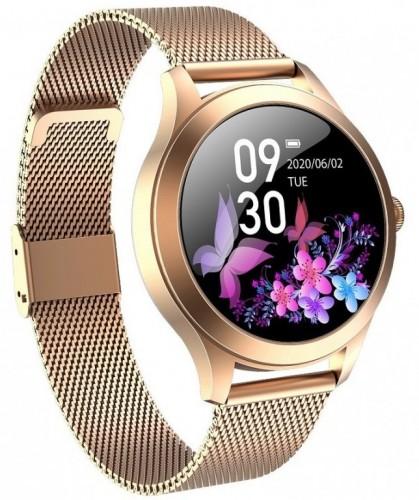 Smart hodinky ARMODD Candywatch Premium, zlaté
