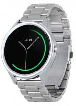 Smart hodinky ARMODD Silentwatch 3, strieborné
