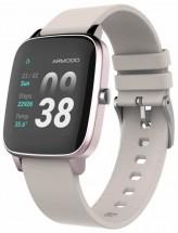 Smart hodinky Armodd Slowatch, ružové
