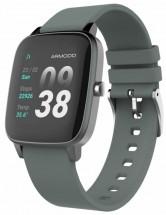 Smart hodinky ARMODD Slowatch, šedá