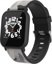 Smart hodinky CANYON My Dino, čierna
