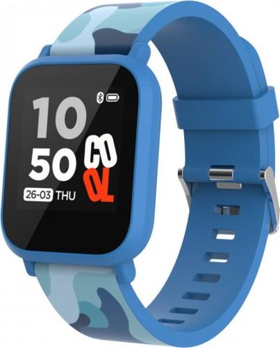 Smart hodinky CANYON My Dino, modrá