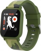 Smart hodinky CANYON My Dino, zelená