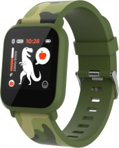 Smart hodinky CANYON My Dino, zelené