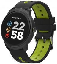 Smart hodinky Canyon Oregano, 2 remienky, čierno-zelená