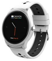 Smart hodinky CANYON Oregano, biele