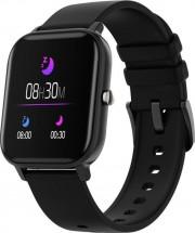 Smart hodinky Canyon Wildberry, čierne
