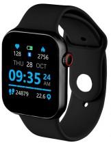 Smart hodinky CEL-TEC GrandWatch E1, čierna
