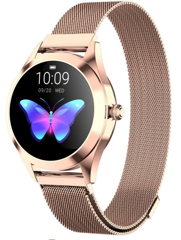 Smart hodinky Chytré hodinky Armodd Candywatch, zlatá
