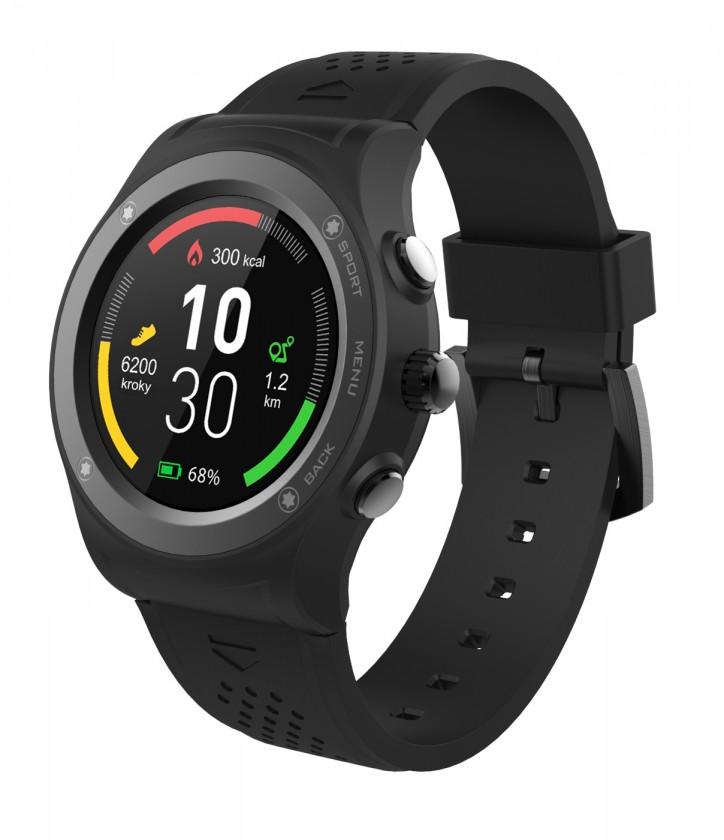 Smart hodinky Chytré hodinky iGET ACTIVE A6