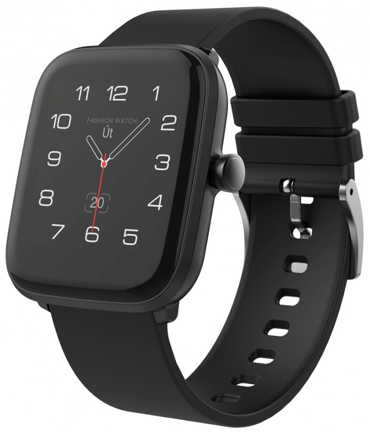 Smart hodinky Chytré hodinky iGET Fit F20, čierna