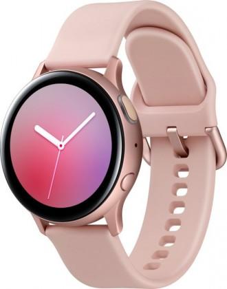 Smart hodinky Chytré hodinky Samsung Galaxy Watch Active 2, 40mm, zlatá