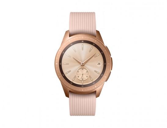 Smart hodinky Chytré hodinky Samsung Gear WATCH 42mm, ružová
