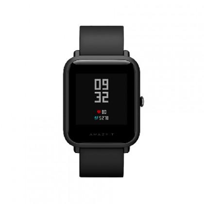 Smart hodinky Chytré hodinky Xiaomi Amazfit Bip Lite, čierna