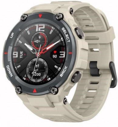 Smart hodinky Chytré hodinky Xiaomi Amazfit T-Rex, Khaki