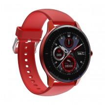 Smart hodinky Doogee CR1, červené