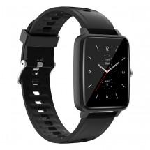 Smart hodinky Doogee CS1, čierne