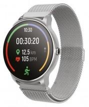 Smart hodinky Forever ForeVive 2 SB-330, 2 remienky, strieborné