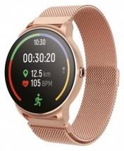Smart hodinky Forever ForeVive 2 SB-330, 2 remienky, zlaté