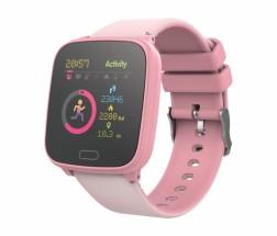 Smart hodinky Forever IGO JW-100, ružové