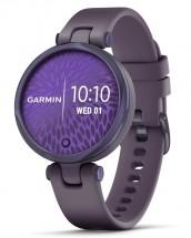 Smart hodinky Garmin Lily Sport, fialové