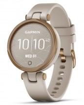 Smart hodinky Garmin Lily Sport, zlaté