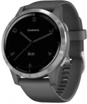 Smart hodinky Garmin Vivoactive 4, čierne/strieborné