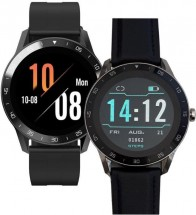 Smart hodinky iget Blackview GX1, čierne