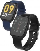 Smart hodinky iget FIT F45, čierne