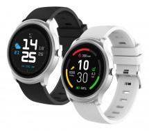 Smart hodinky iGET Fit F6, 2 remienky, strieborná, POUŽITÝ T