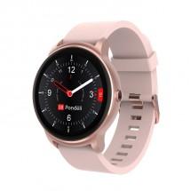 Smart hodinky iGET Fit F60, ružová