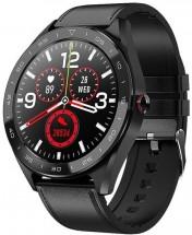 Smart hodinky Immax Own Face, čierna