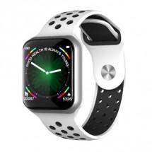 Smart hodinky Immax SW13 Pro, strieborná POUŽITÝ