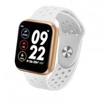 Smart hodinky Immax SW13 Pro, zlatá