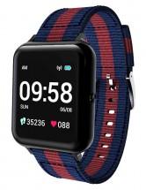 Smart hodinky Lenovo Smart Watch S2, čierne
